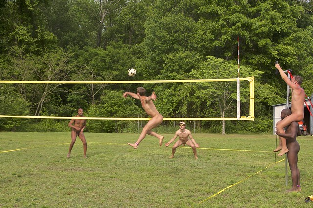 naturist volleyball 0003 Banana Rum Cup, White Tail Resort, Virginia, USA