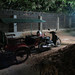 Tuktuk que nos llevó al amanecer de Angkor Wat