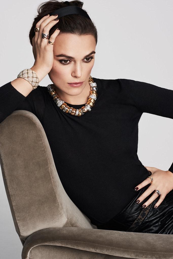 Кира Найтли — Фотосессия для «Chanel» 2016 – 1