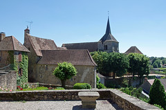Saint-Benoît-du-Sault (Indre) - Photo of Roussines
