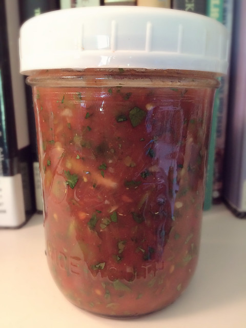 Salsa #salsa #homemade #food