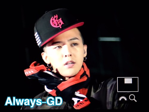 Big Bang - Made Tour - Fukuoka - 29nov2015 - Always GD - 07