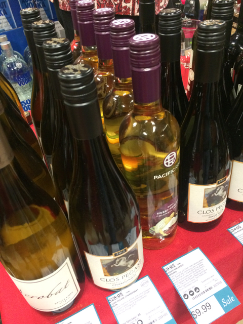 ABC Fine Wine and Spirits Tasting 10
