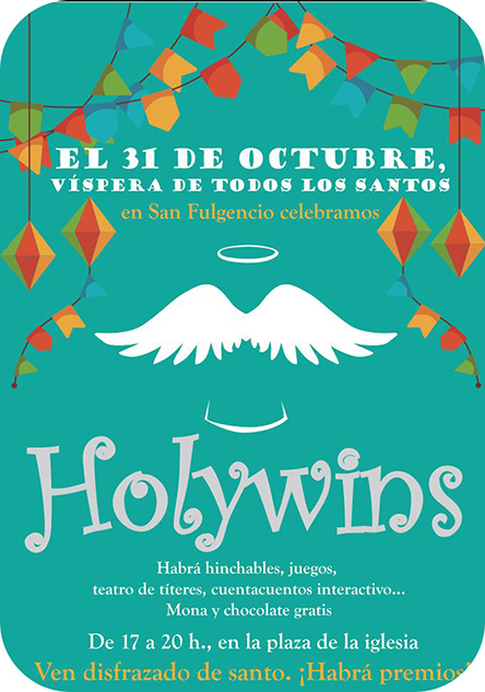 Holywins hace frente a Halloween
