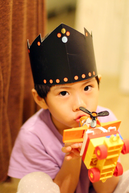 Kid's Crown Craft