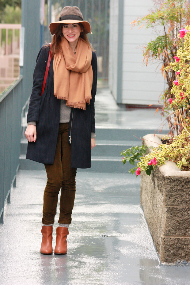 Anthropologie Hat, Sole Society Booties
