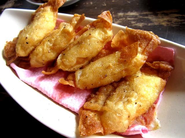 Fish Culture fried dumplings