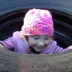 Silly girl. #playground