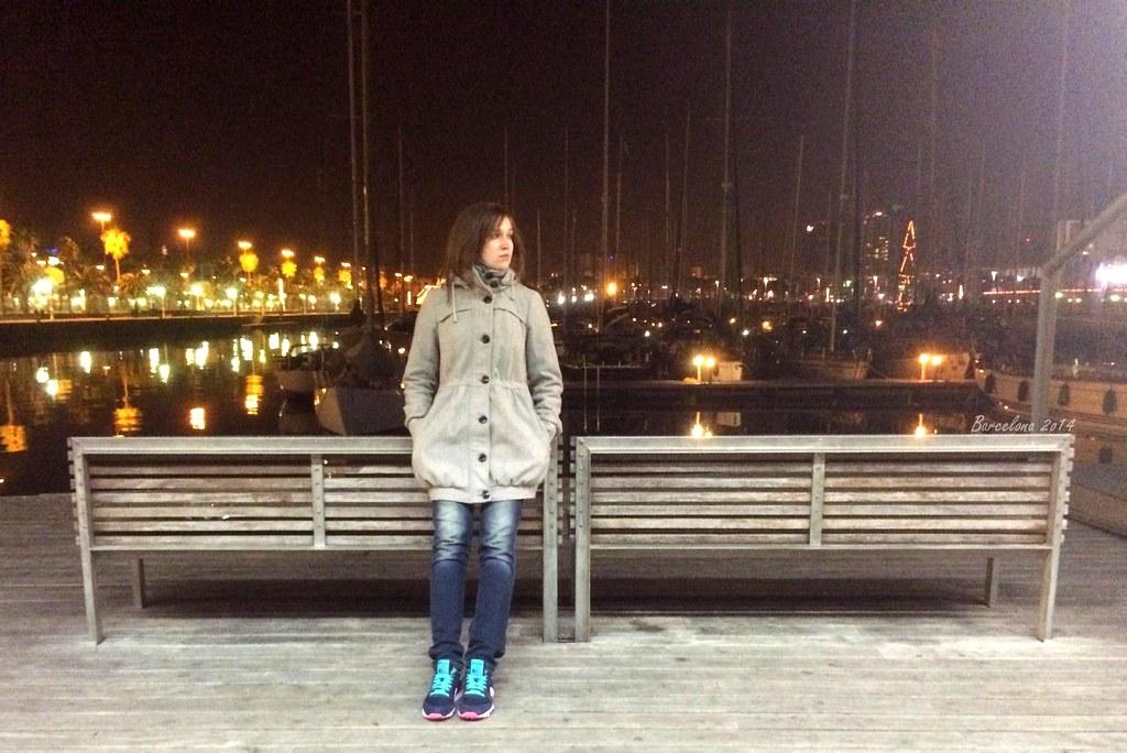 Barcelona day_2, Rambla de Mar
