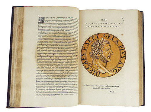 Lot 33 Antwerp edition of Goltzius