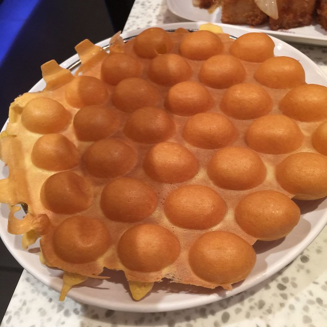 Bubble Waffle - Cattle Cafe