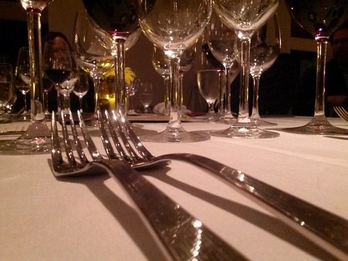 Rodney Strong Wine Dinner at Sinclairs
