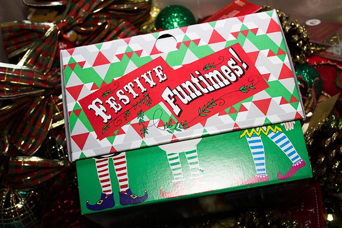 Lush Christmas Festive Funtimes!
