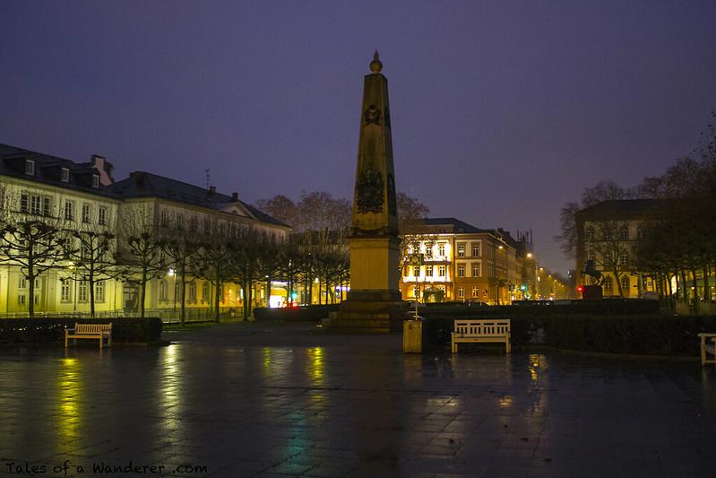 WIESBADEN - Luisenplatz