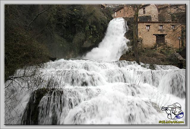 5 Cascada de Orbaneja del Castillo