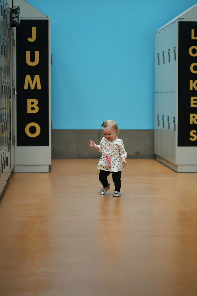 Ayla with Jumbo Lockers