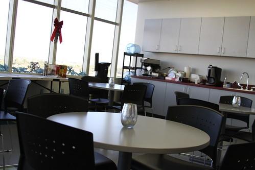 Synergis Education Break Room