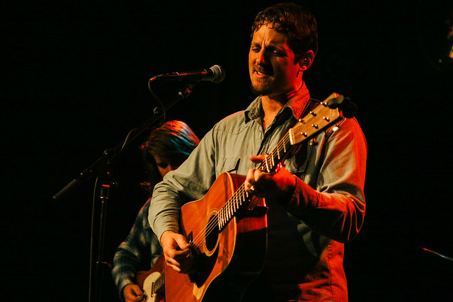 Sturgill Simpson live in Portland OR-48