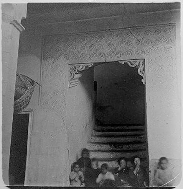 Casa del Greco en 1904. Fotografía de Augusto T. Arcimis © Fototeca del IPCE, MECD. Signatura ARC-0714_P