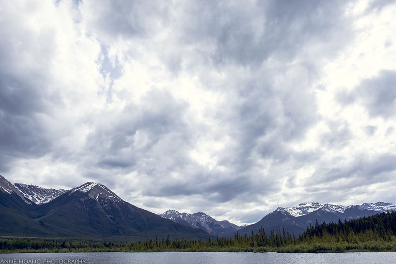 Banff clouds