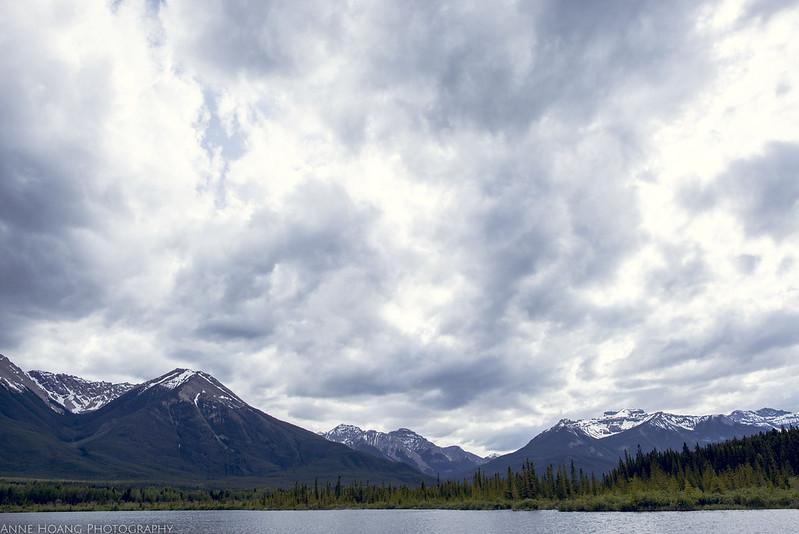 Banff clouds