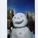 Happy Snow Monster by anniebee
