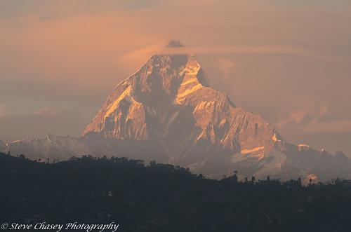 nepal sunset pokhara feb14 pentaxart smcpentaxda60250mm pentaxk5mkii