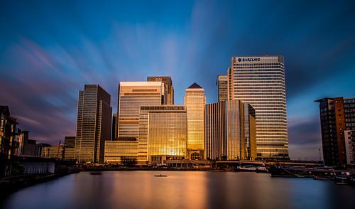 Dockland Sunrise