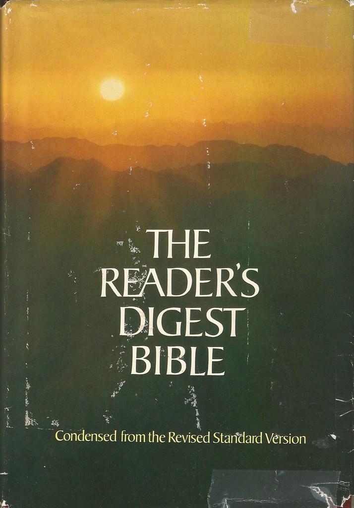 reader u0026 39 s digest bible
