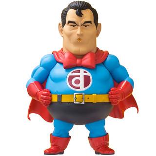 千值練 怪博士與機器娃娃 「吃顆酸梅,酸梅超人!」