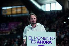 Pablo Iglesias. Foto: Ministerio de Cultura argentino (CC BY-SA 2.0)