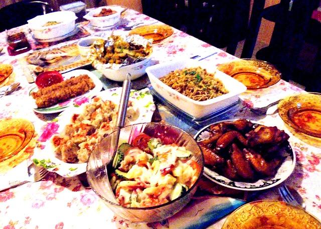 Chap Goh Meh dinner 1