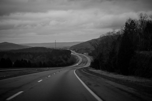The highway never ends