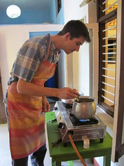 Pondicherry cooking class