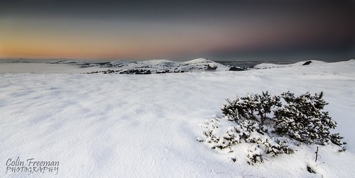 morning travel sky mountain snow plant color colour tree rock wales sunrise walking landscape nikon hill perspective peak ridge d750 fx slope bryn clwyd alyn