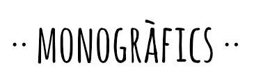 monografics