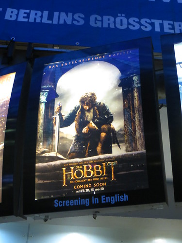 der hobbit, in english