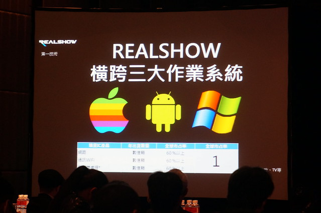 不僅僅是無線投影!全面多功能的 RealShow 無線投影棒 [文末抽獎活動] @3C 達人廖阿輝