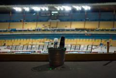 Cerveza Helada . Estadio Jalisco
