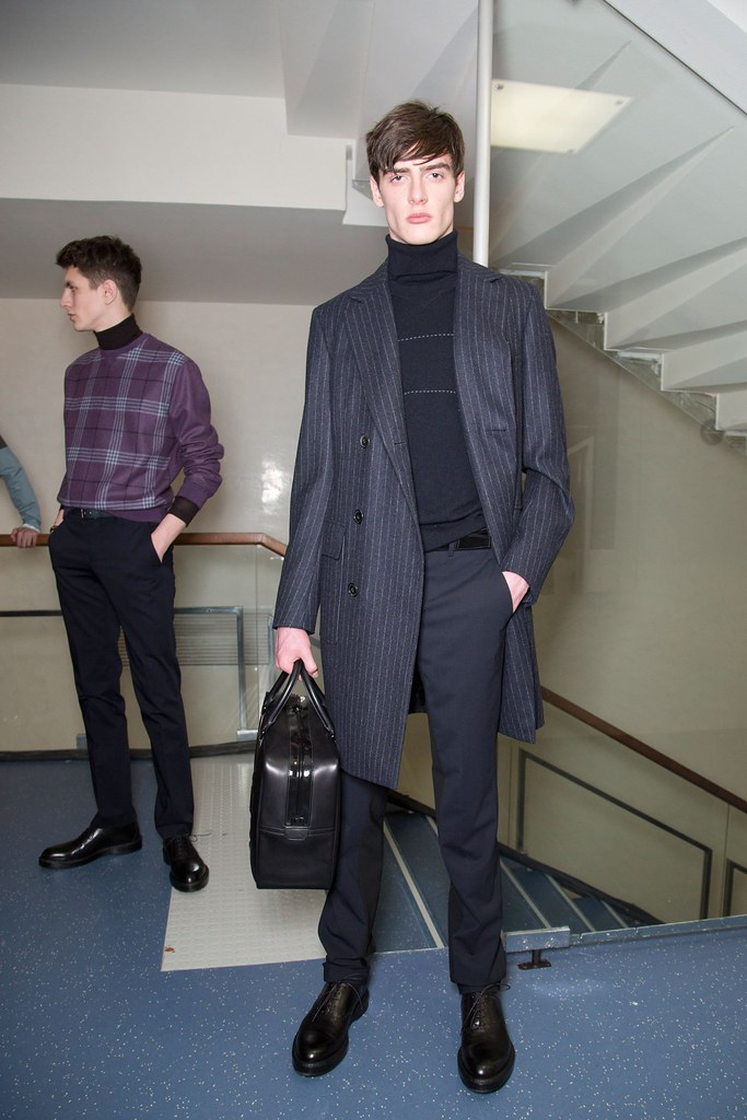 FW15 Paris Hermes314_Henry Kitcher, Connor Paterson(fashionising.com)