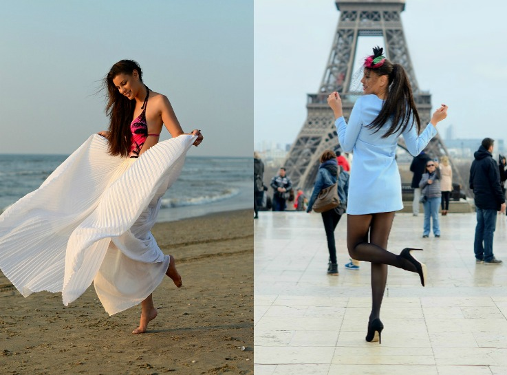 Collage Pose for street style photos3