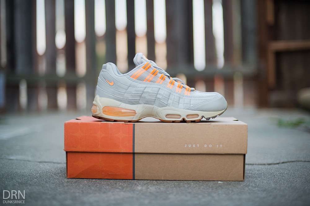 2001 Grey & Citrus AM95's.