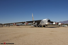 52-0003 - 16493 - USAF - Boeing NB-52A - Stratofortress - Pima Air and Space Museum, Tucson, Arizona - 141226 - Steven Gray - IMG_8547