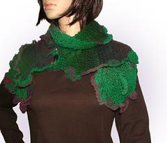 Fern shawl 1