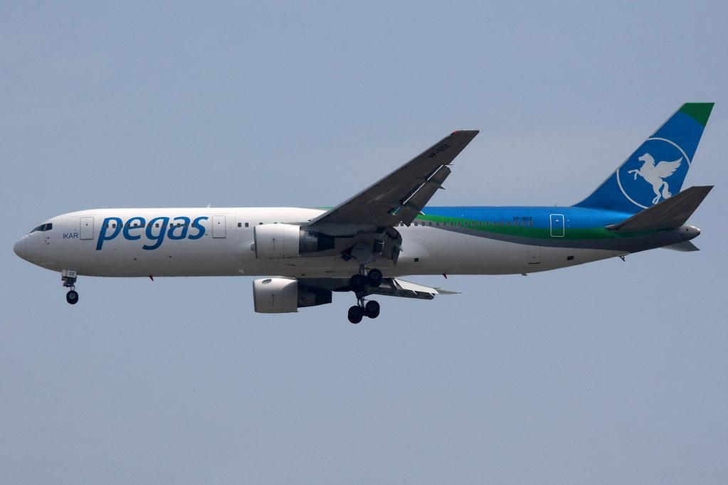 VP-BOZ - B763 - Pegas Fly