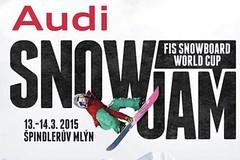 Finále Světového Poháru ve snowboardingu poprvé v historii v Čechách