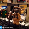 #Repost @bacon_bricks with @repostapp.・・・New Lego WW2 mini figure I made #lego #legos #legomadd #awesome #brickamrs #bacon_bricks