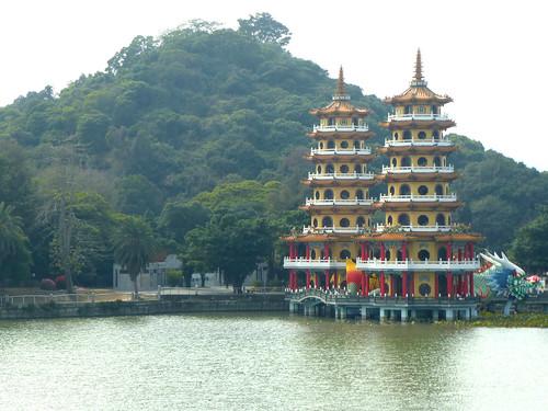 Ta-Kaohsiung-Lotus Pond-Printempa et Automne (8)