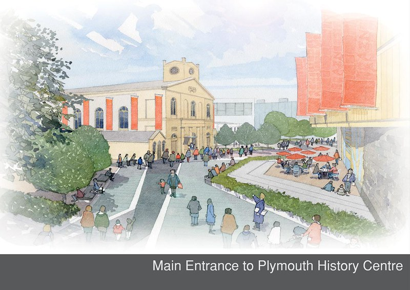 Plymouth History Centre - HLF Presentation