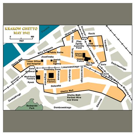 Ghetto_Krakow_Map